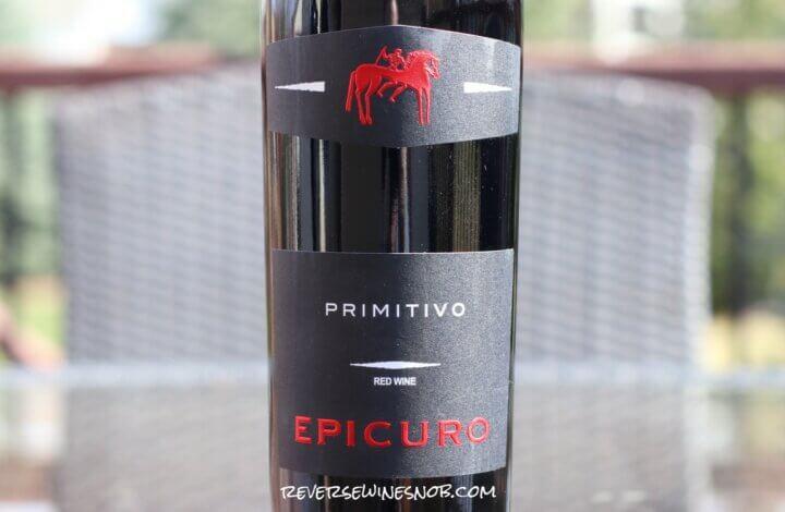 Epicuro Primitivo - Cheap and Tasty