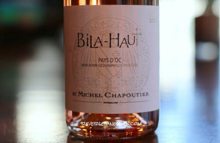 Michel Chapoutier Les Vignes de Bila Haut Pays d'Oc Rosé - Dry and Lively