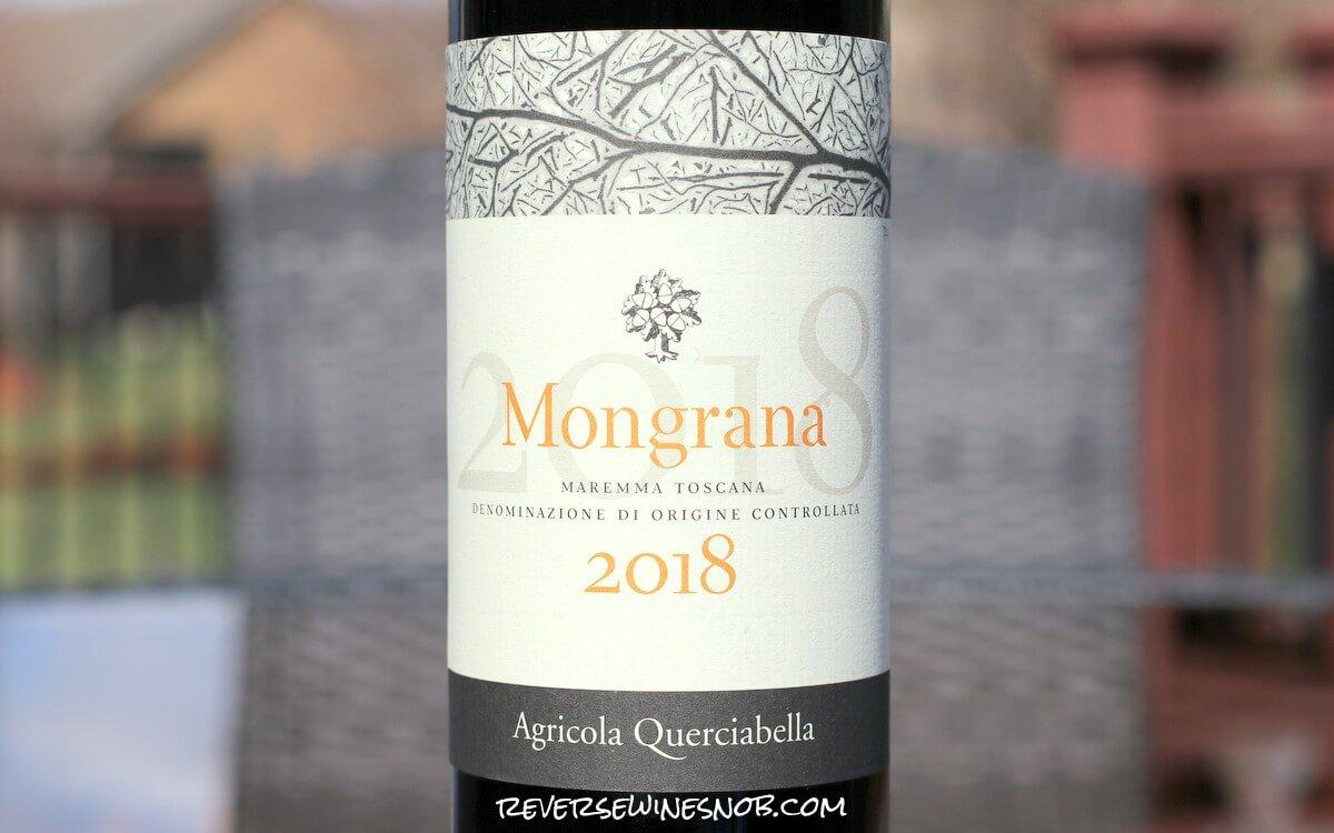 Querciabella Mongrana - Lots To Like