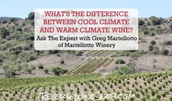 What's the Difference Between Cool Climate and Warm Climate Wine?
