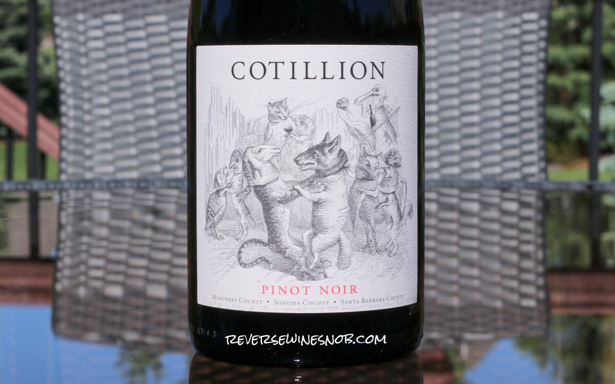 Cotillion Pinot Noir - Low-Priced Pinot