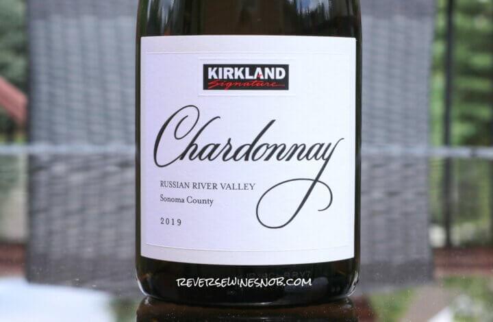 Kirkland Signature Russian River Valley Chardonnay - Flavorsome