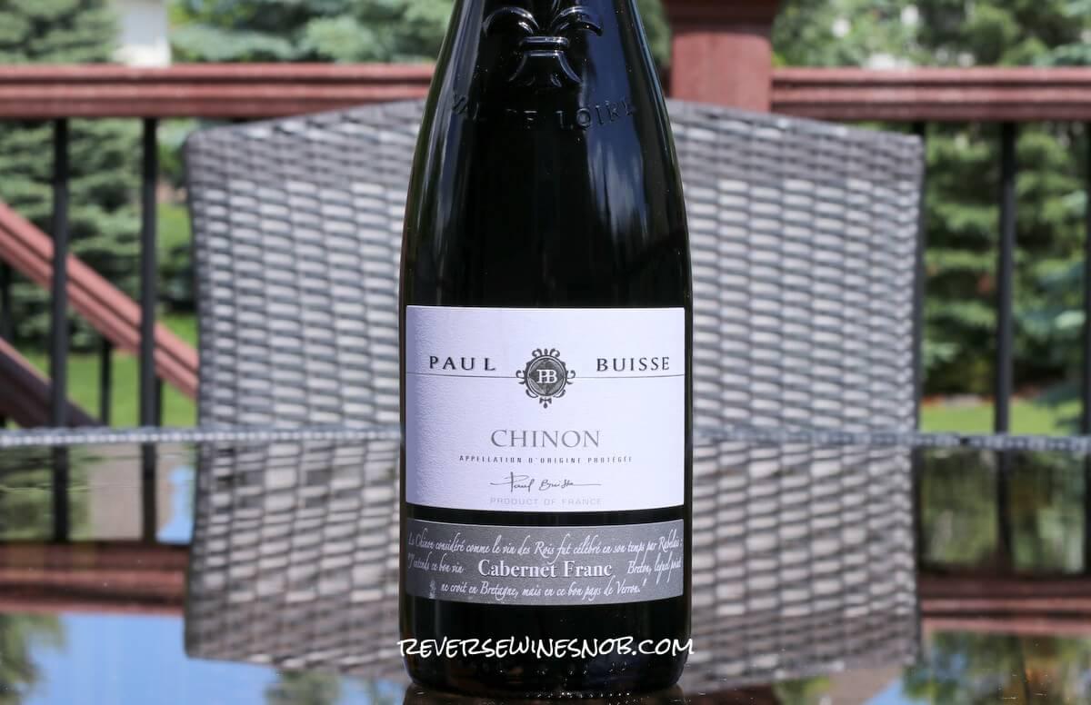 Paul Buisse Chinon Cabernet Franc - Graceful