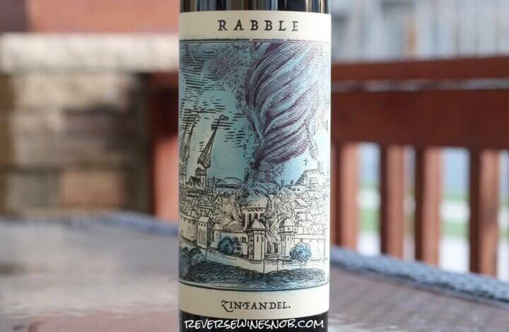 Rabble Zinfandel – One Good Zin