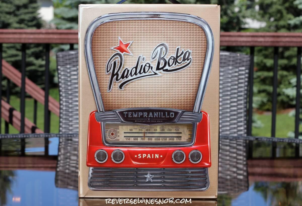 Radio Boka Tempranillo - Soft, Sweet and Easy