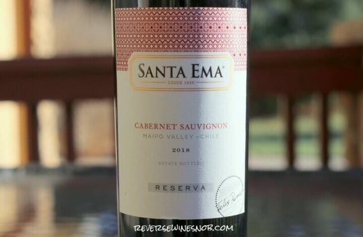 Santa Ema Reserva Cabernet Sauvignon - Good