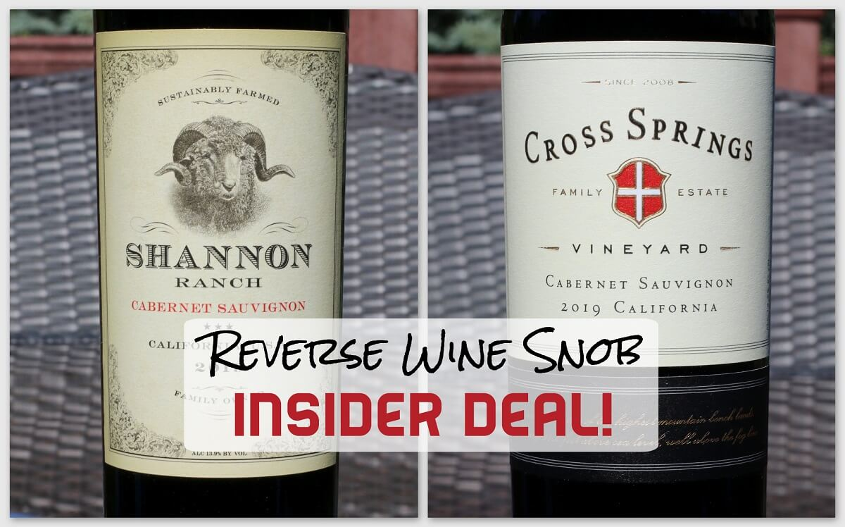 INSIDER DEAL! Daily Drinking Cab Duo