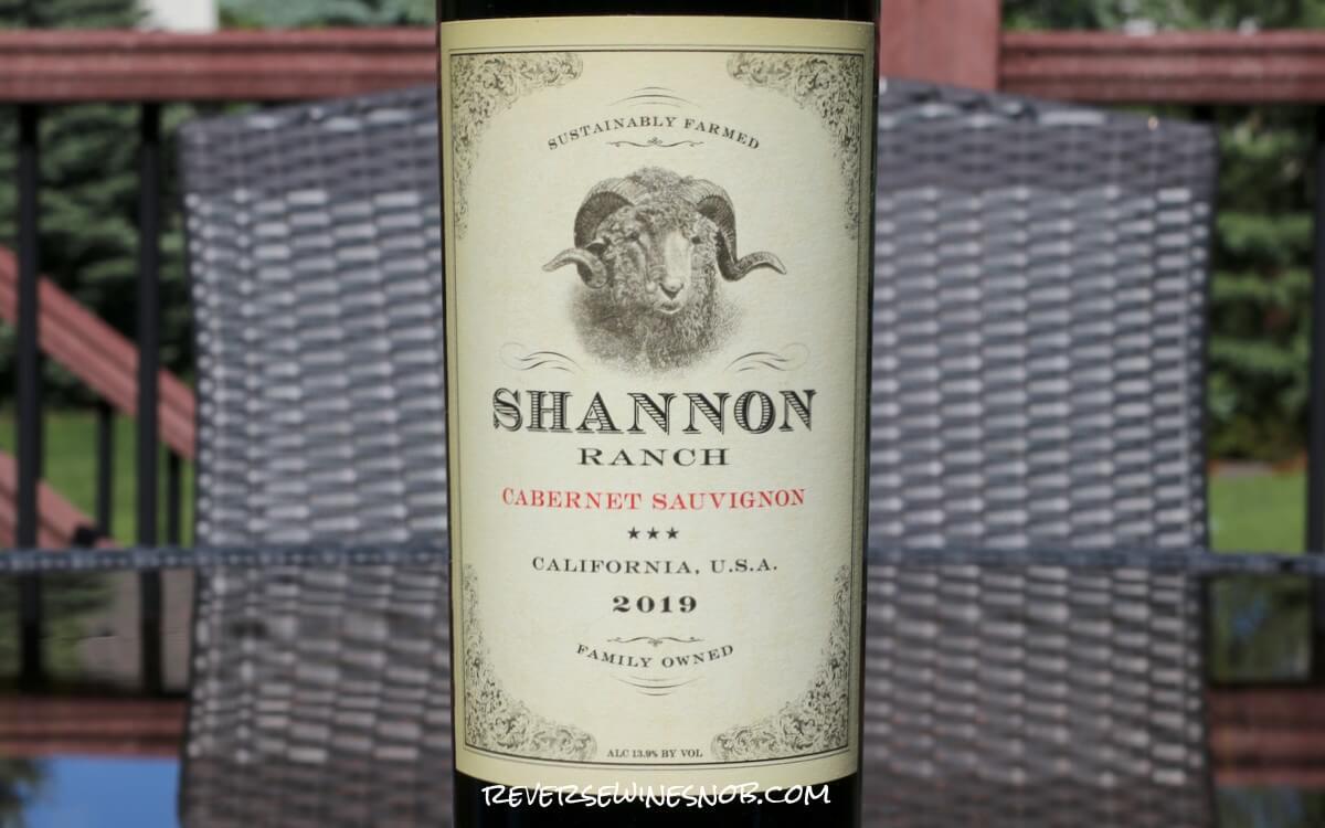2019 Shannon Ranch Cabernet Sauvignon