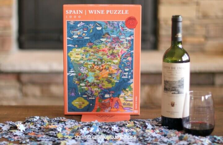 Water & Wines Puzzle Review and Discount!