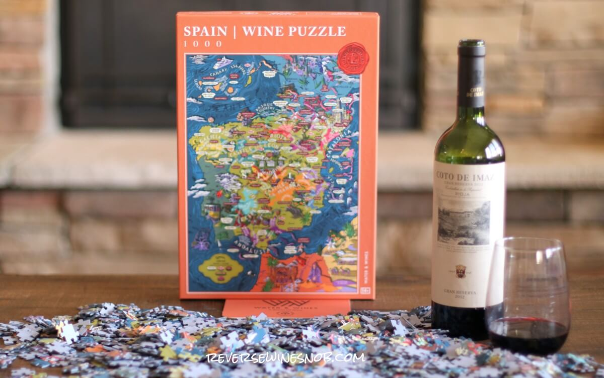 Water & Wines Puzzle Reviews and Discount!