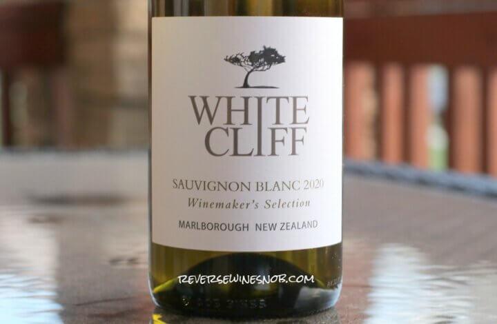Whitecliff Sauvignon Blanc - Impressive