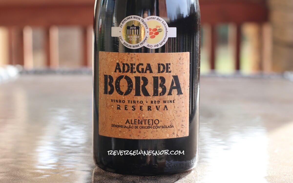 Adega de Borba Reserva Red - Genuinely Tasty