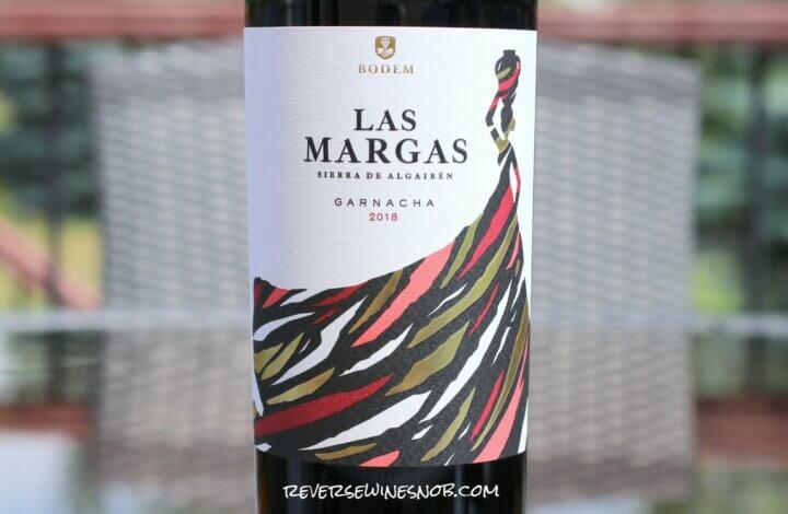 Bodem Las Margas Garnacha - A Savory Little Number