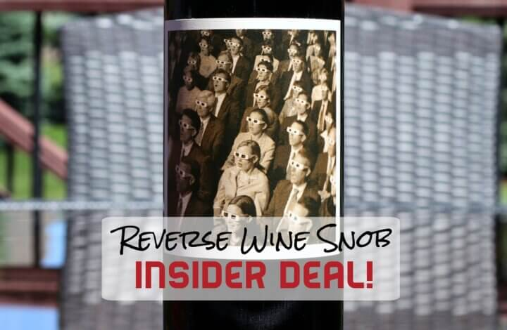 INSIDER DEAL! Save $13.25 A Bottle on the Cult Napa Valley Cabernet Sauvignon