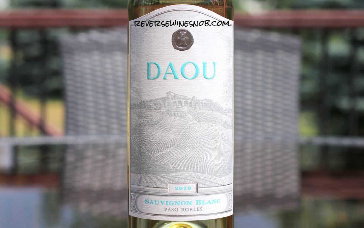 DAOU Sauvignon Blanc - Do It