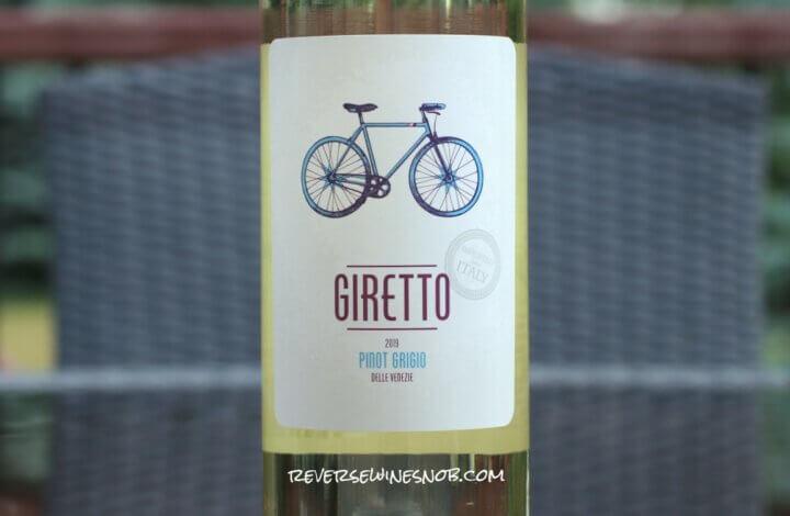 Giretto Pinot Grigio - A Sweet Tart
