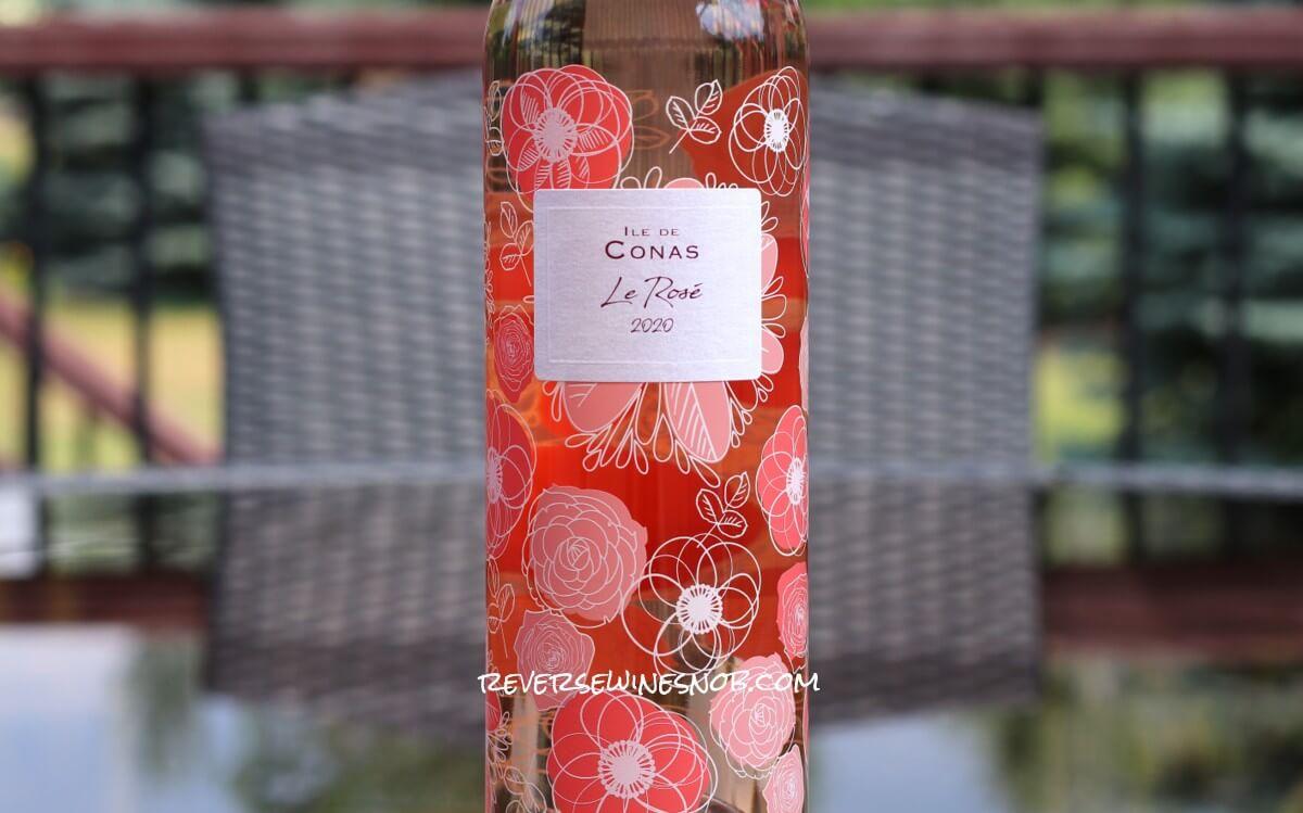Ile de Conas Le Rosé - Super Satisfying