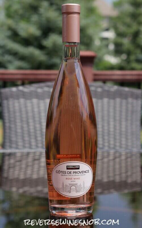 Kirkland Signature Cotes de Provence Rosé – Lip-Smackingly Good Stuff
