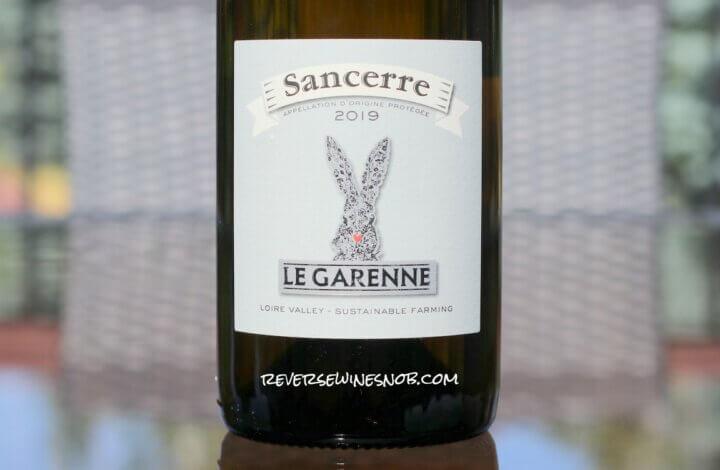 Le Garenne Sancerre Blanc - Pure Fruit Pleasure