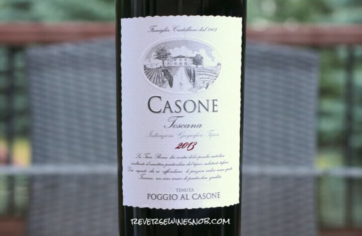 Casone Toscana - Two of My Favorite Things