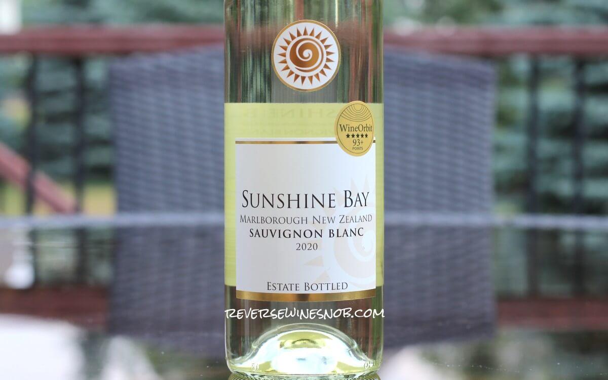 Sunshine Bay Sauvignon Blanc - Classic