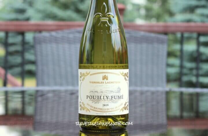 Vignobles Lacheteau Pouilly Fume - Fancy French Wine For Cheap