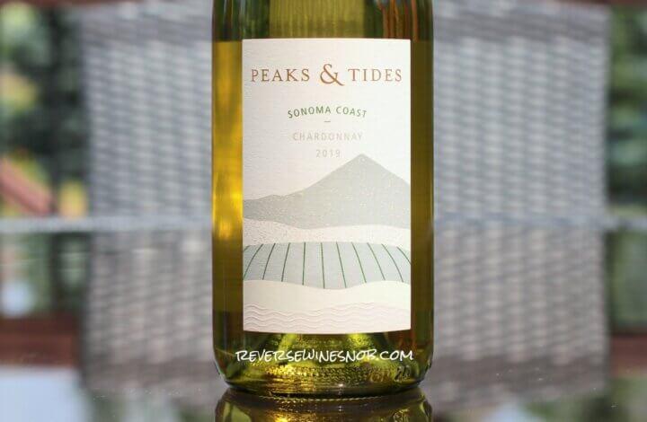 Peaks & Tides Sonoma Coast Chardonnay - Agreeable