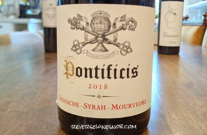 Pontificis - A GSM Blend for the Masses