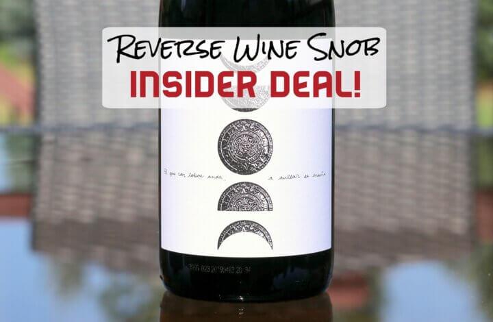 INSIDER DEAL! Stolpman Vineyards La Cuadrilla - Luscious