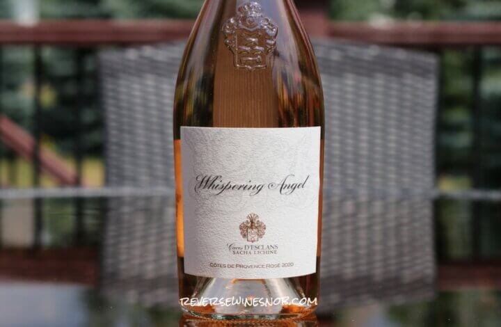 Whispering Angel Cotes de Provence Rosé - Pretty Tasty Indeed