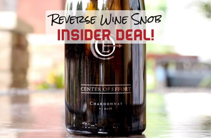 INSIDER DEAL! Save Over $16 A Bottle On Perfect 10 Chardonnay
