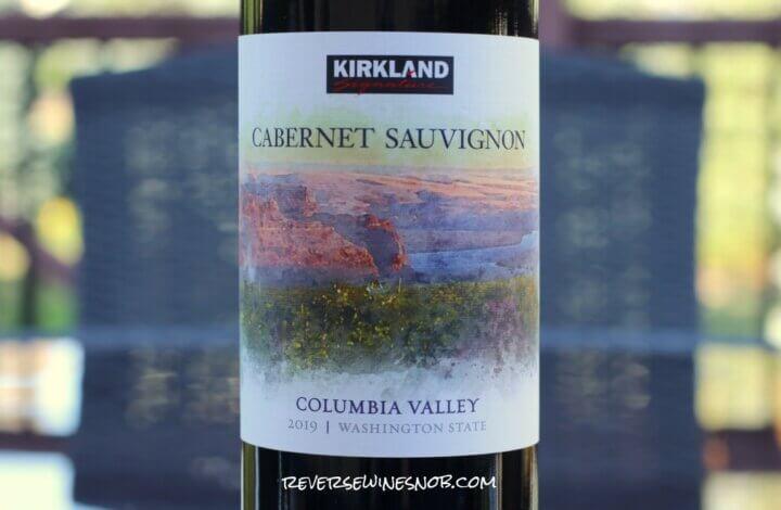 Kirkland Signature Columbia Valley Cabernet Sauvignon – A $9 No-Brainer