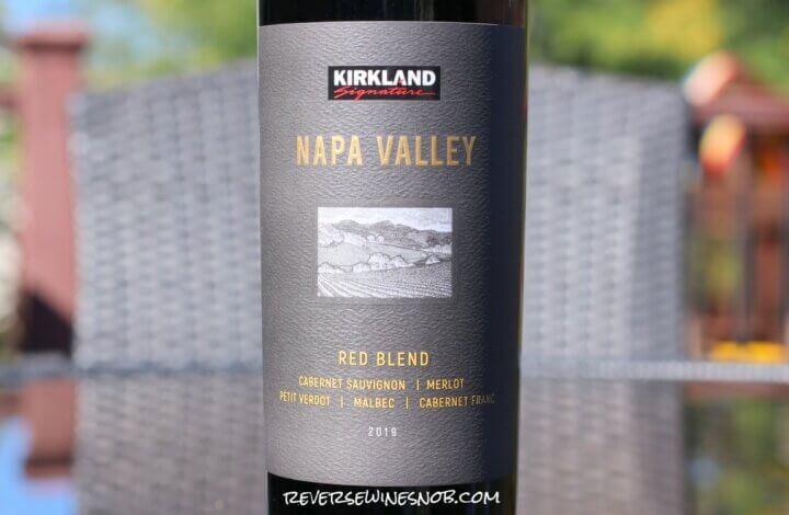 Kirkland Signature Napa Valley Red Blend - It's Good