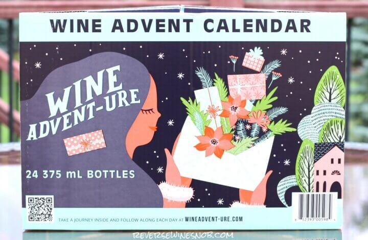 Costco Wine Advent Calendar - Wine Advent-ure